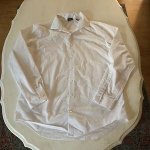 Kenneth Cole Reaction Slim Fit Button Down Top